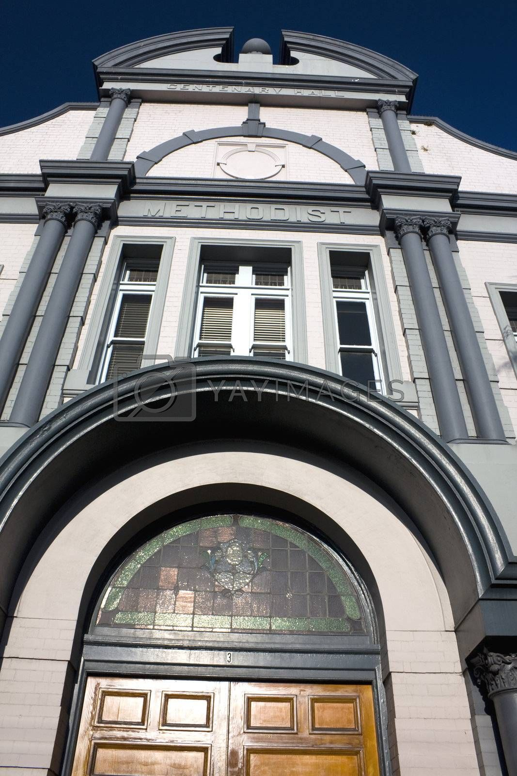 Royalty free image of Central Methodist Mission, Sydney by shariffc