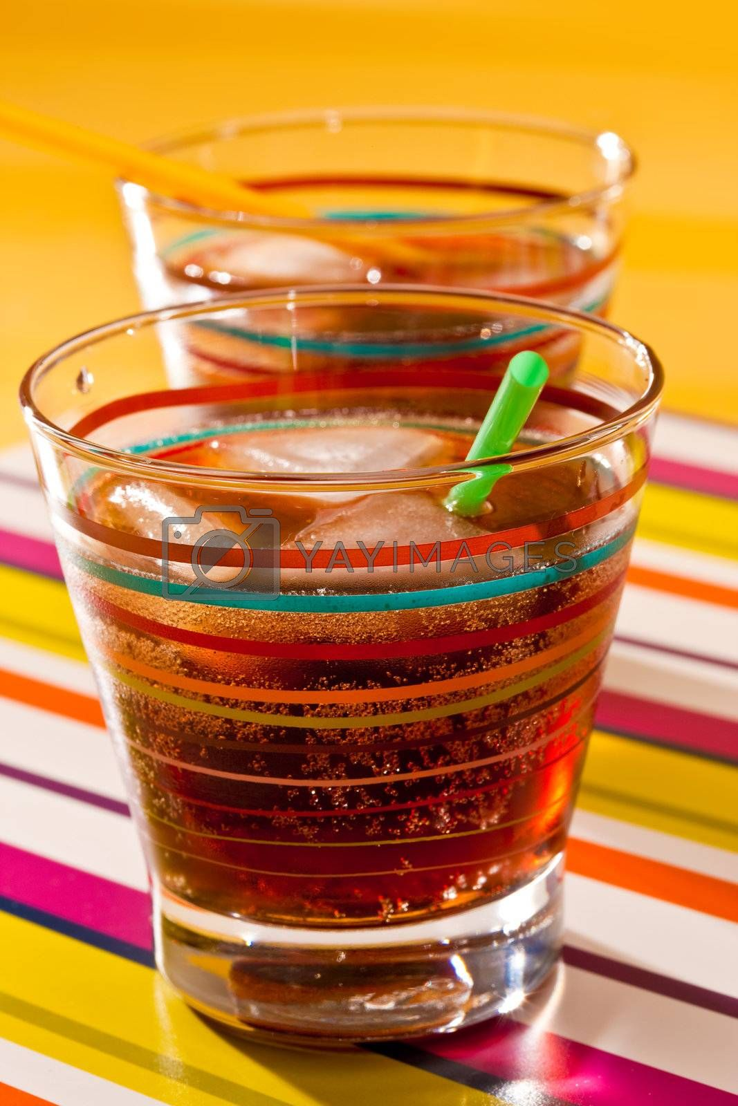 Royalty free image of cocktail by agg