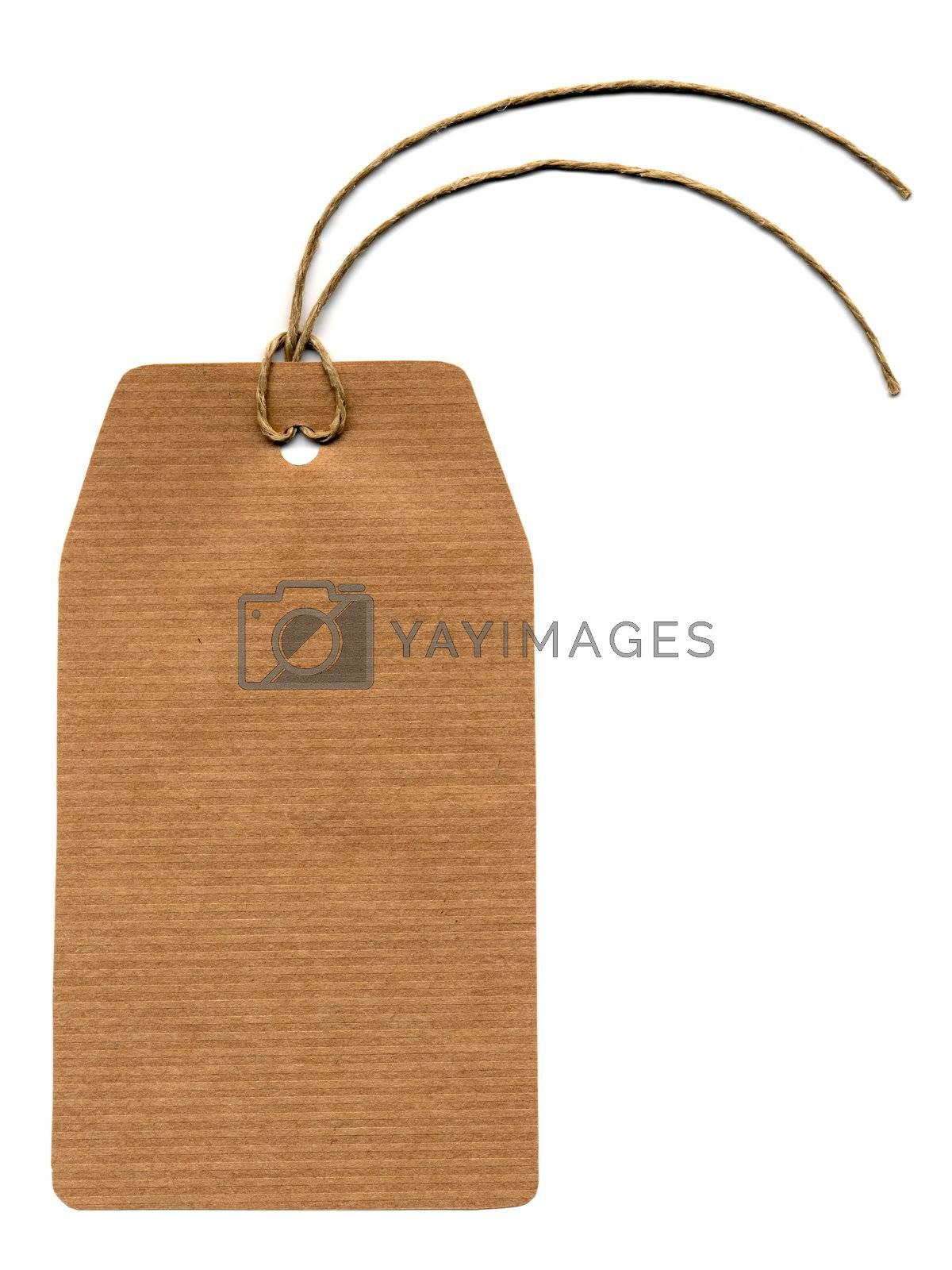 Royalty free image of Tag label by claudiodivizia