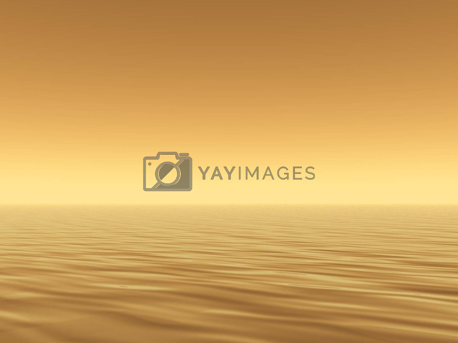 Royalty free image of sea by drizzd