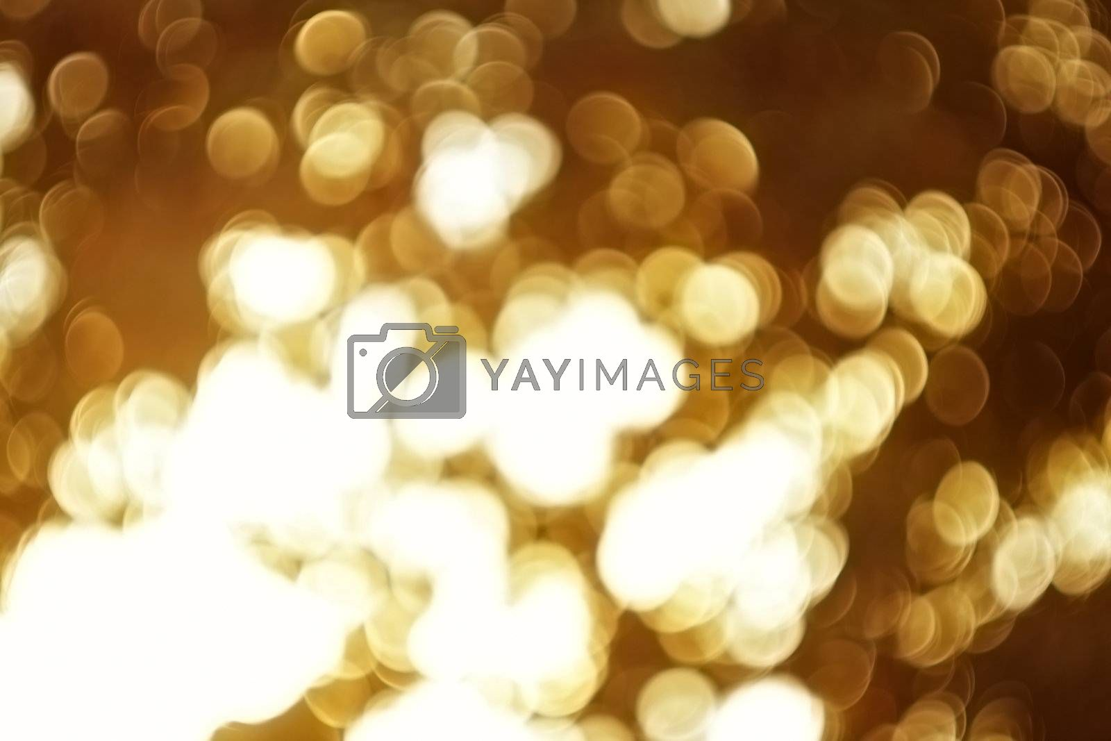 Abstract bokeh background by Novic