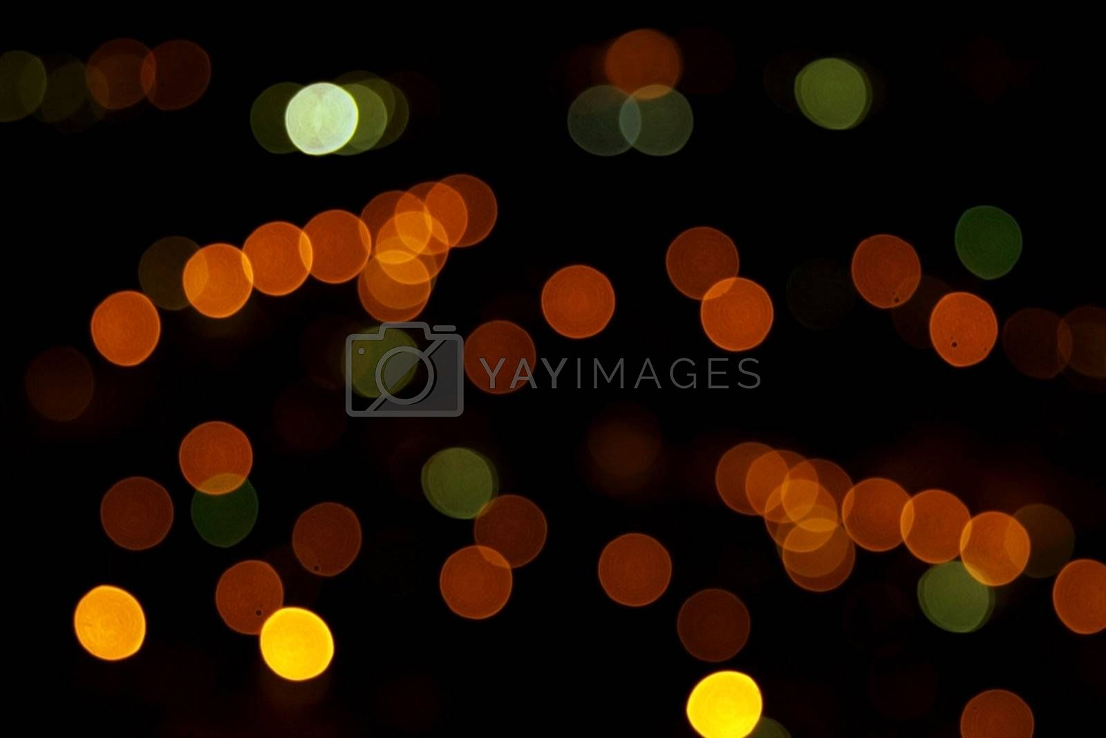 Abstract bokeh background. Natural light and colors