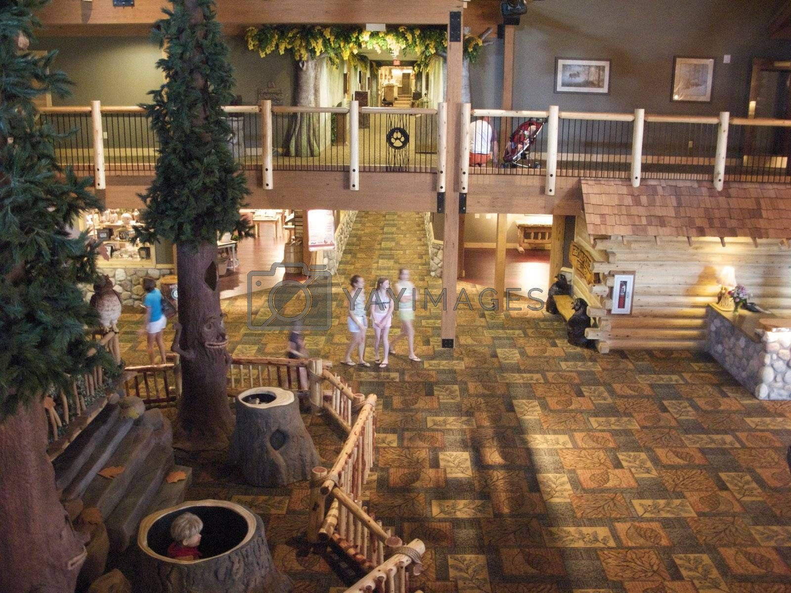 Great Wolf Lodge in Concord, North Carolina