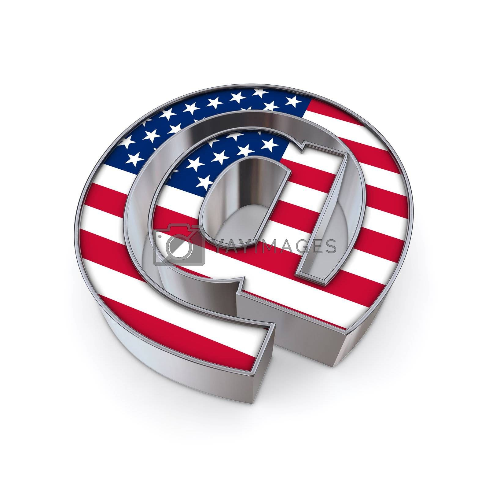 Royalty free image of AT National - United States of America by PixBox