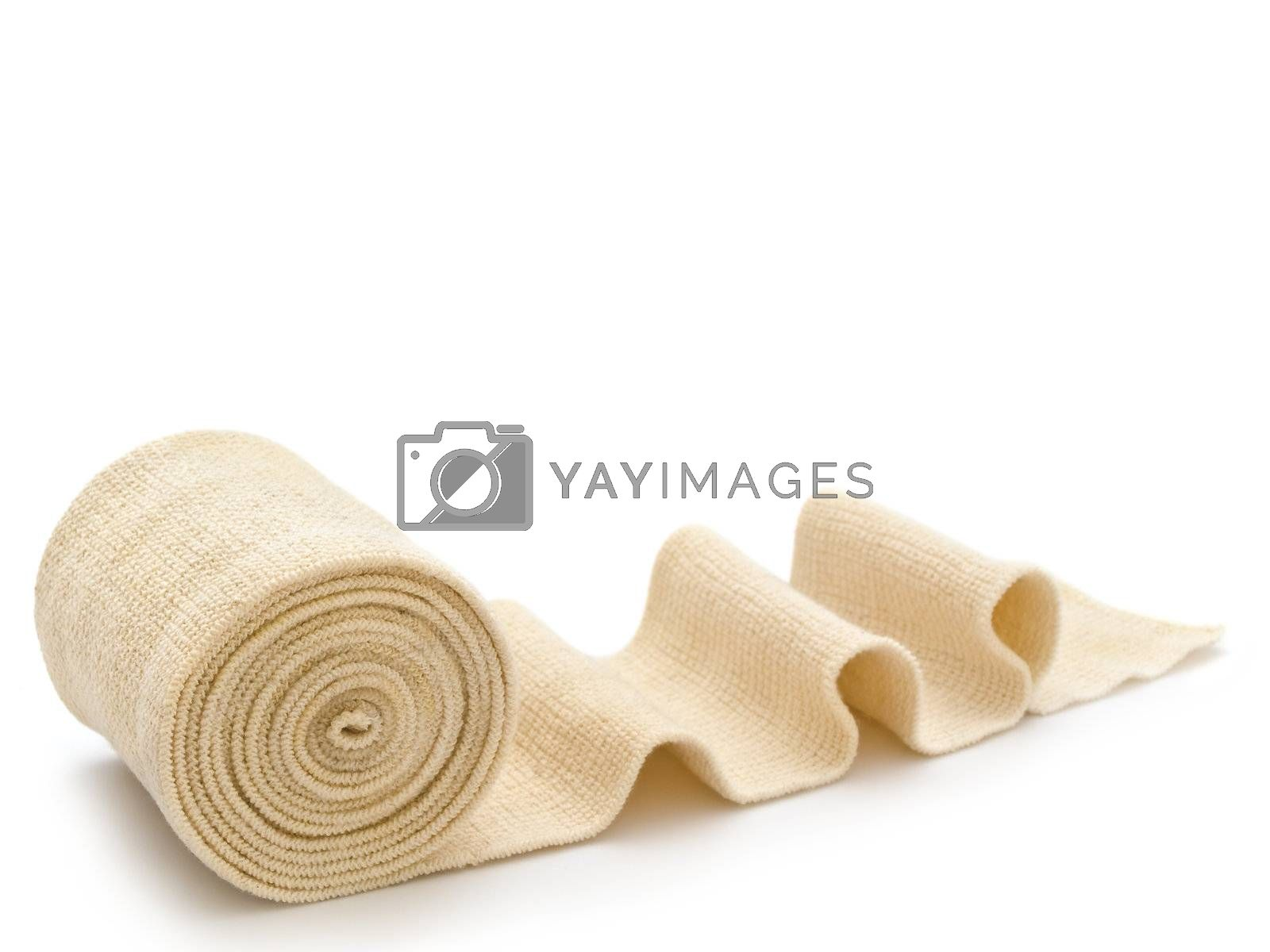 Royalty free image of bandage by SNR