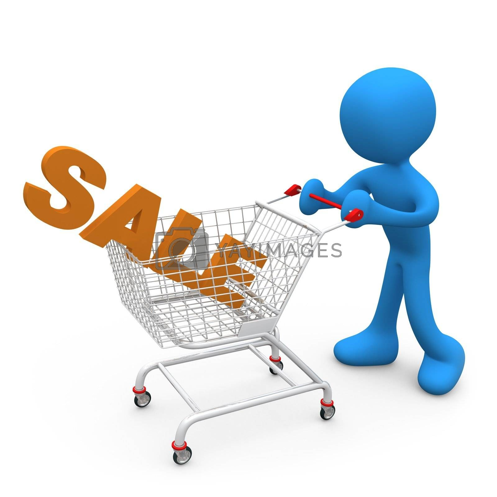 Shopping on Sales by 3pod