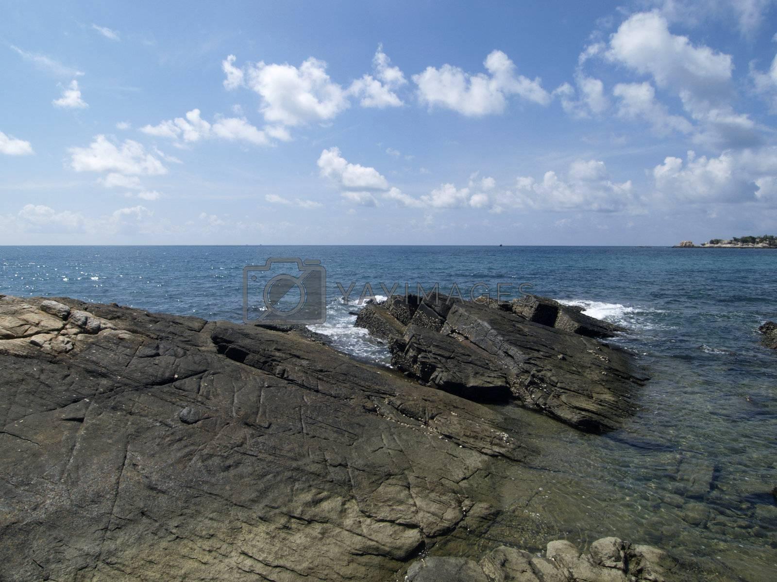 Ocean view by epixx
