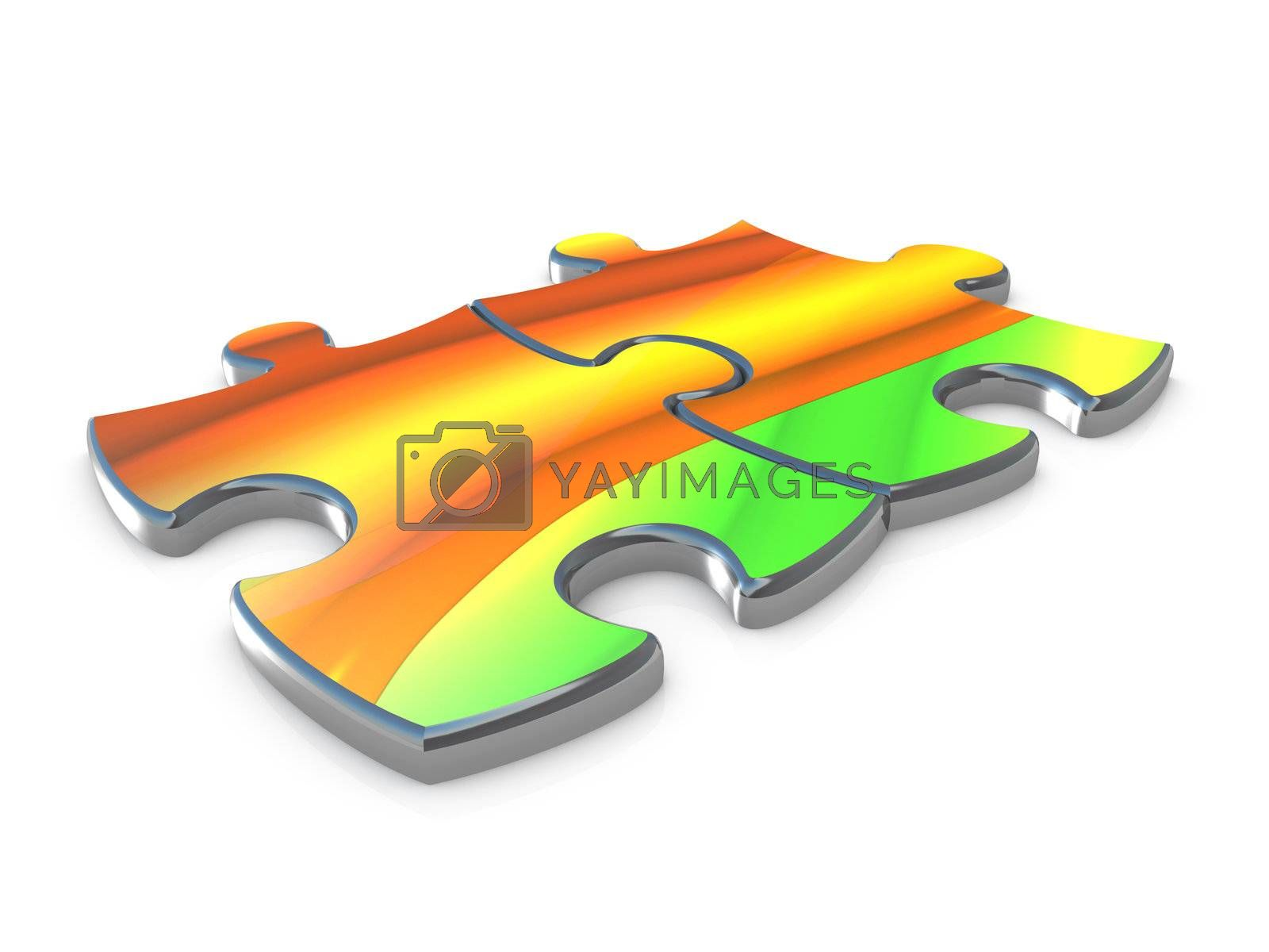 Jigsaw Puzzle by 3pod