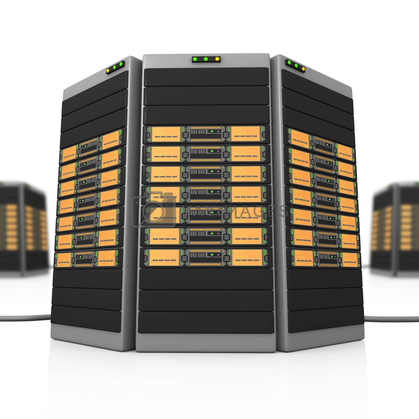 3D Servers by 3pod