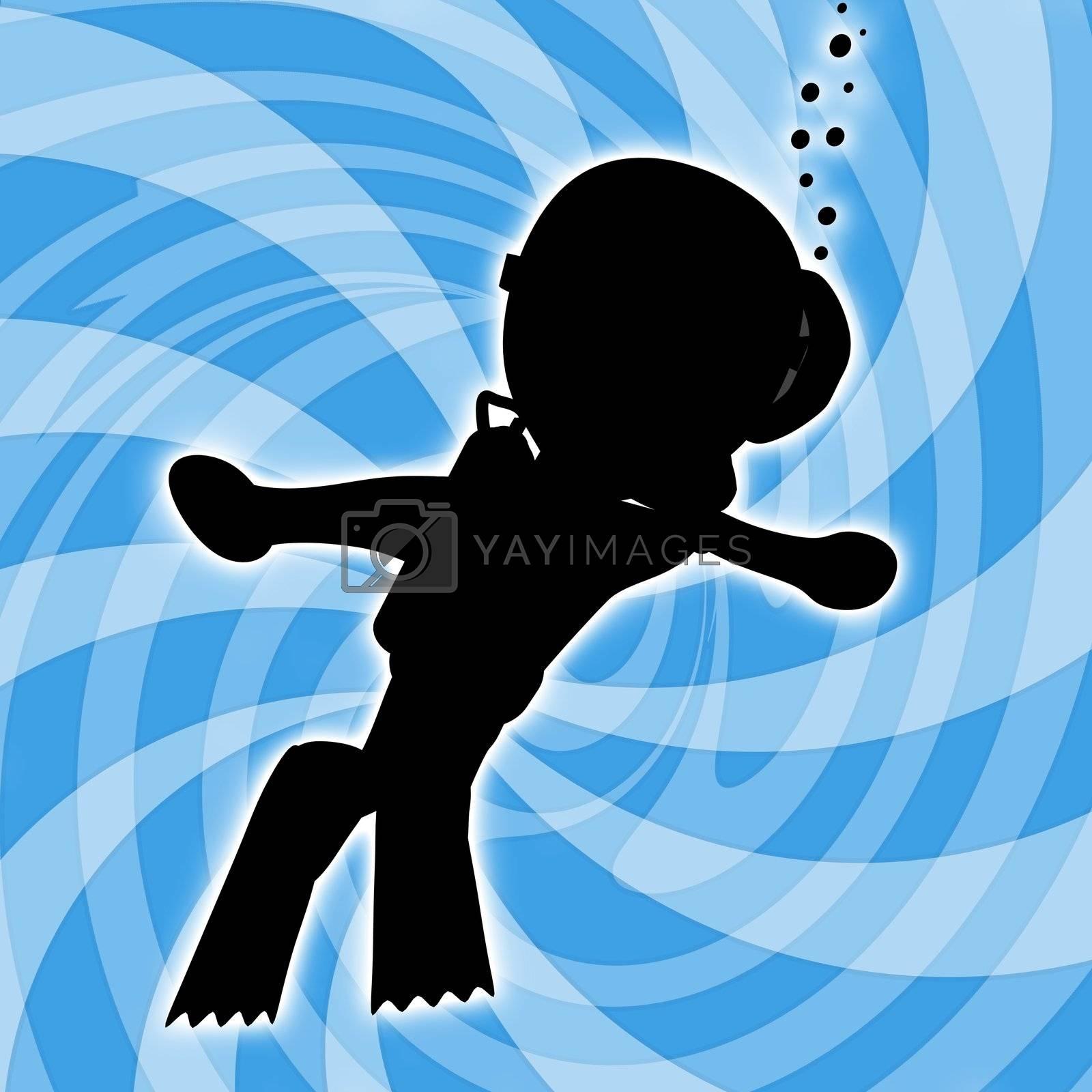 Scuba Diving by 3pod