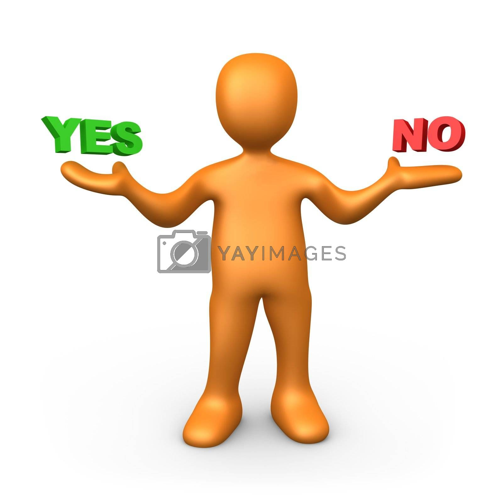 Yes or No by 3pod