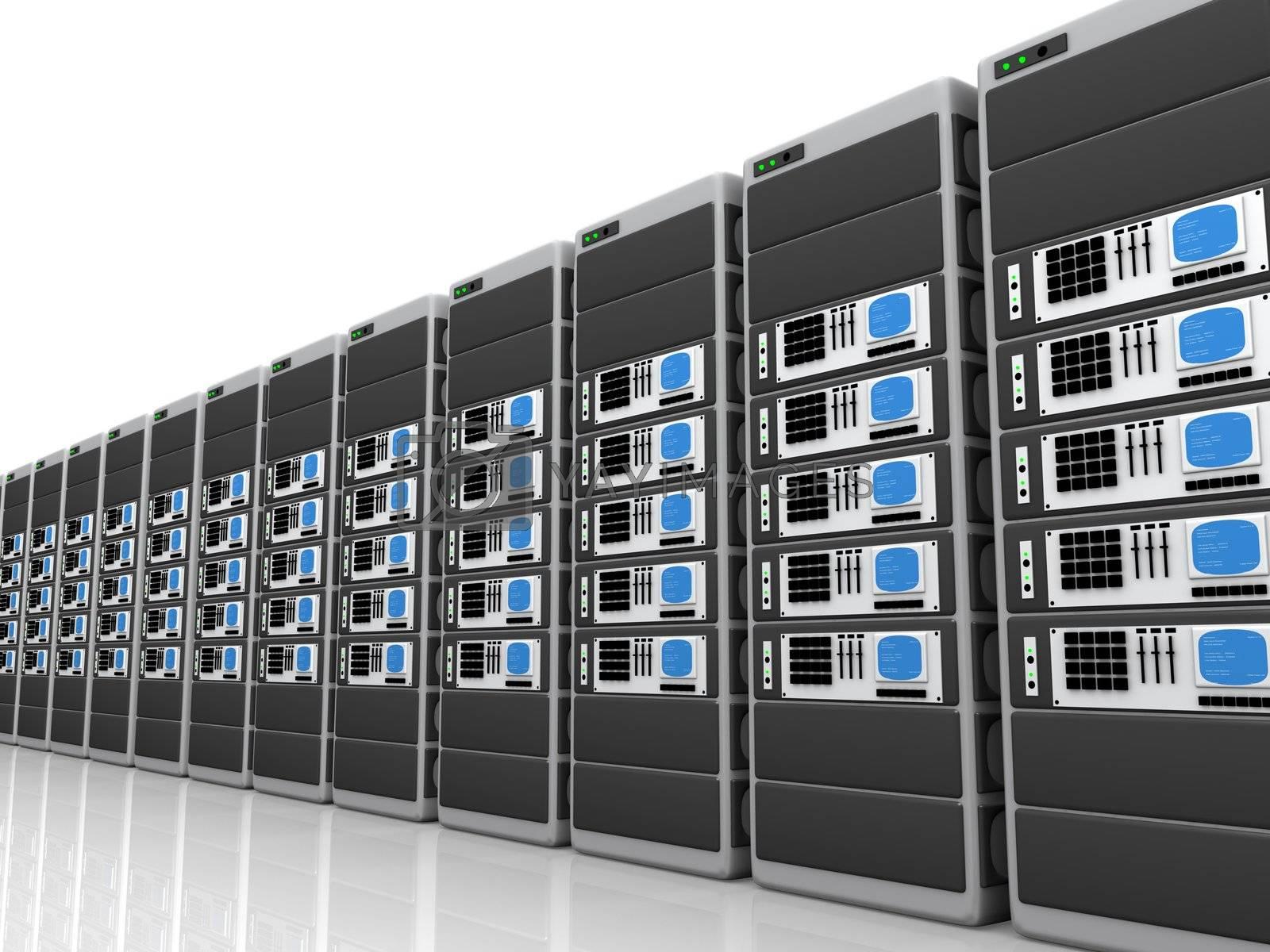 3d server by 3pod
