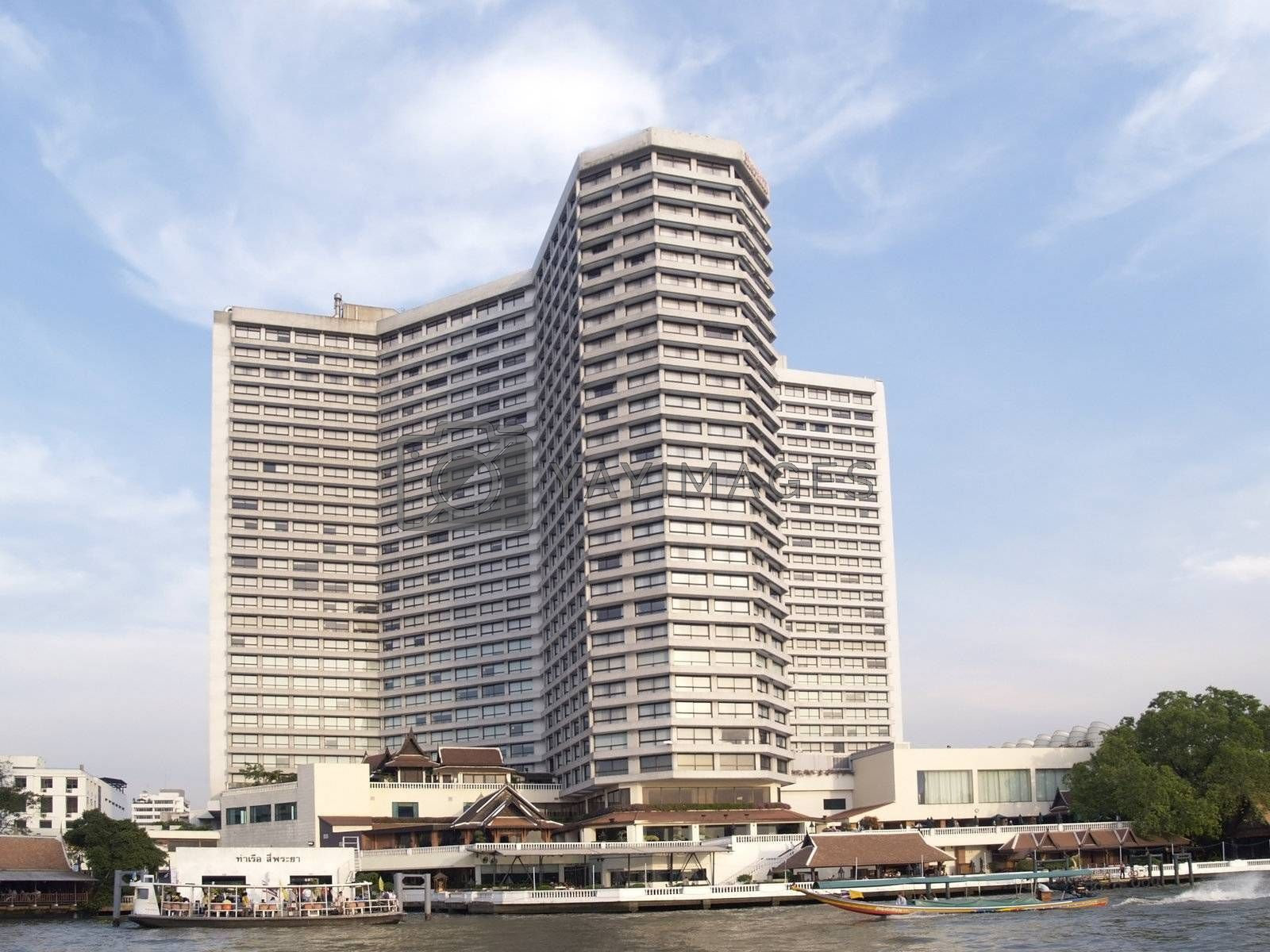Luxury hotel in Bangkok by epixx