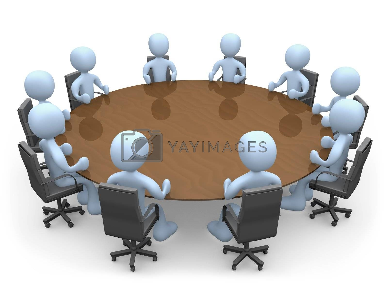 Meeting by 3pod