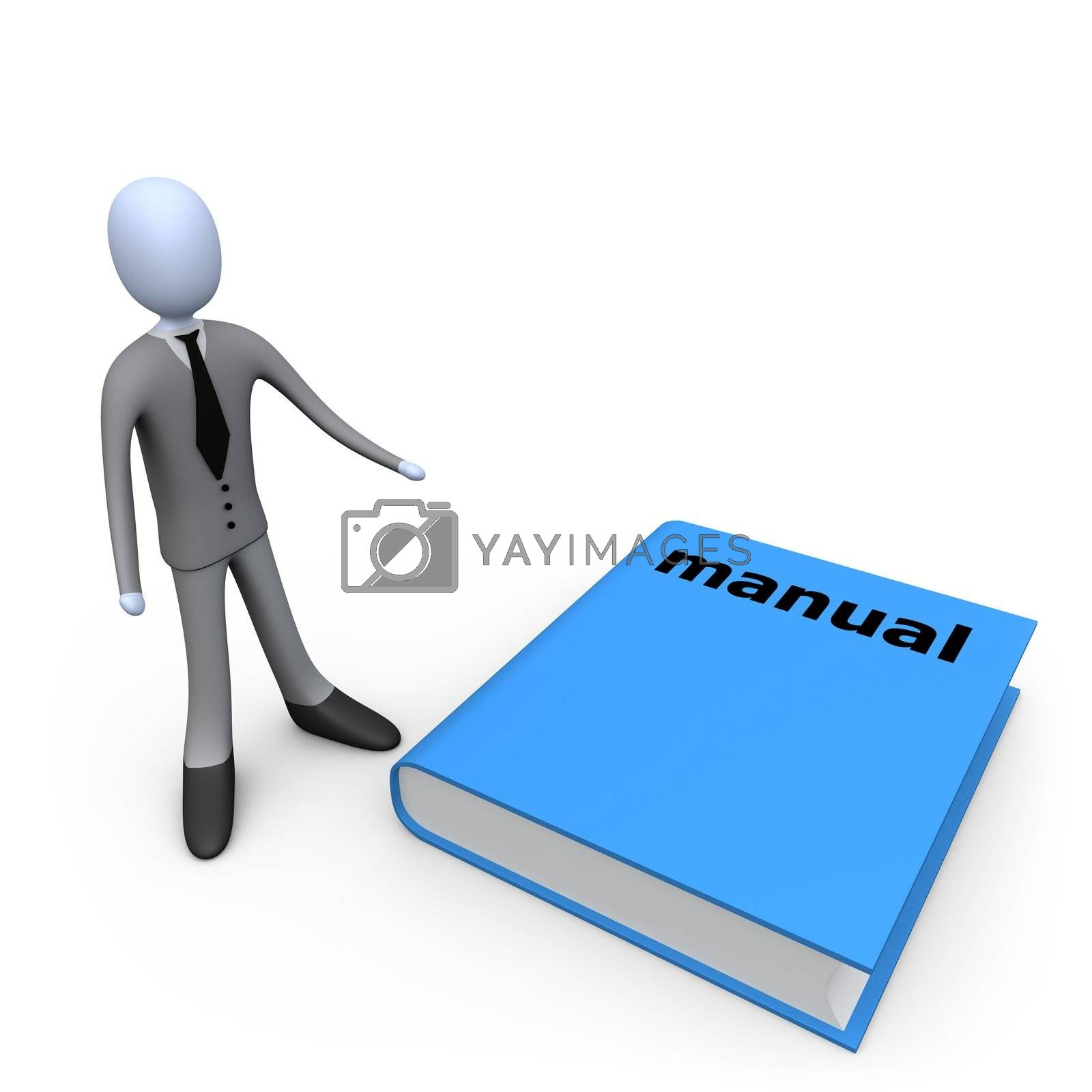Big Manual by 3pod