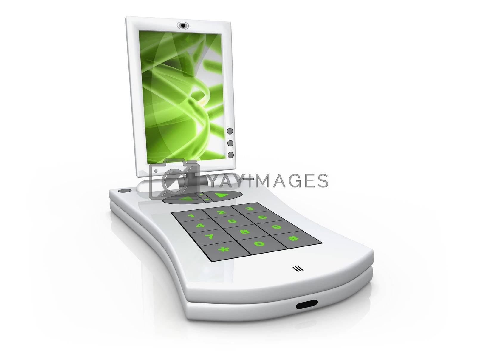 Digital Palm by 3pod