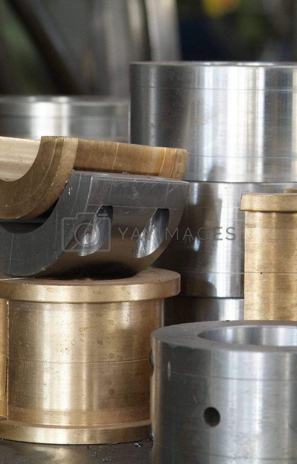 Industrial strength bearings by epixx