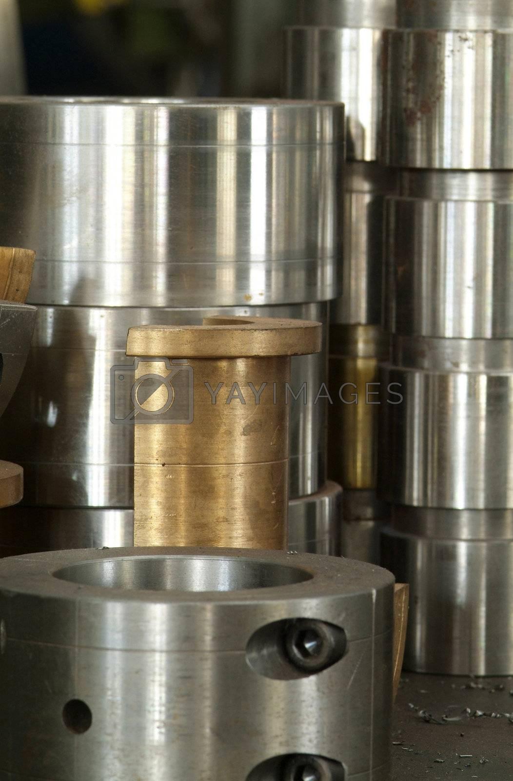 Heavy duty bearings by epixx