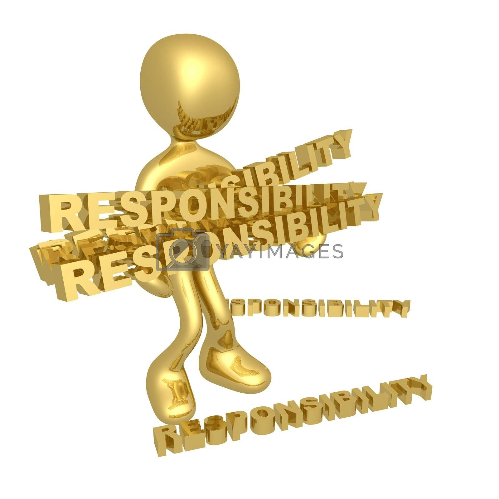 Lots of responsibilities by 3pod