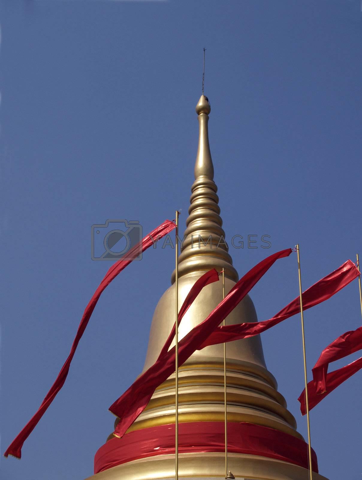 Golden Cheddi in Thailand by epixx