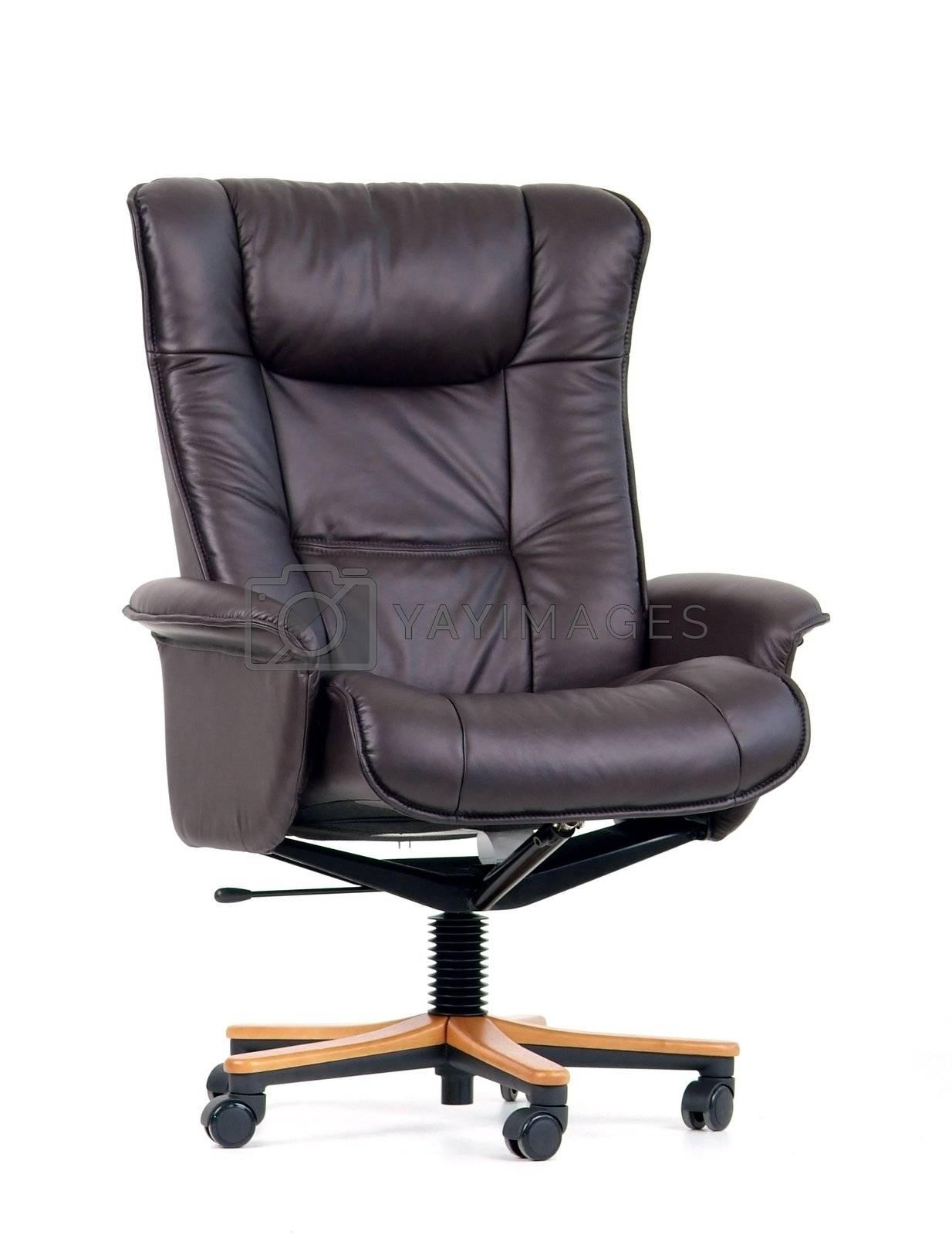Black luxury office chair by epixx