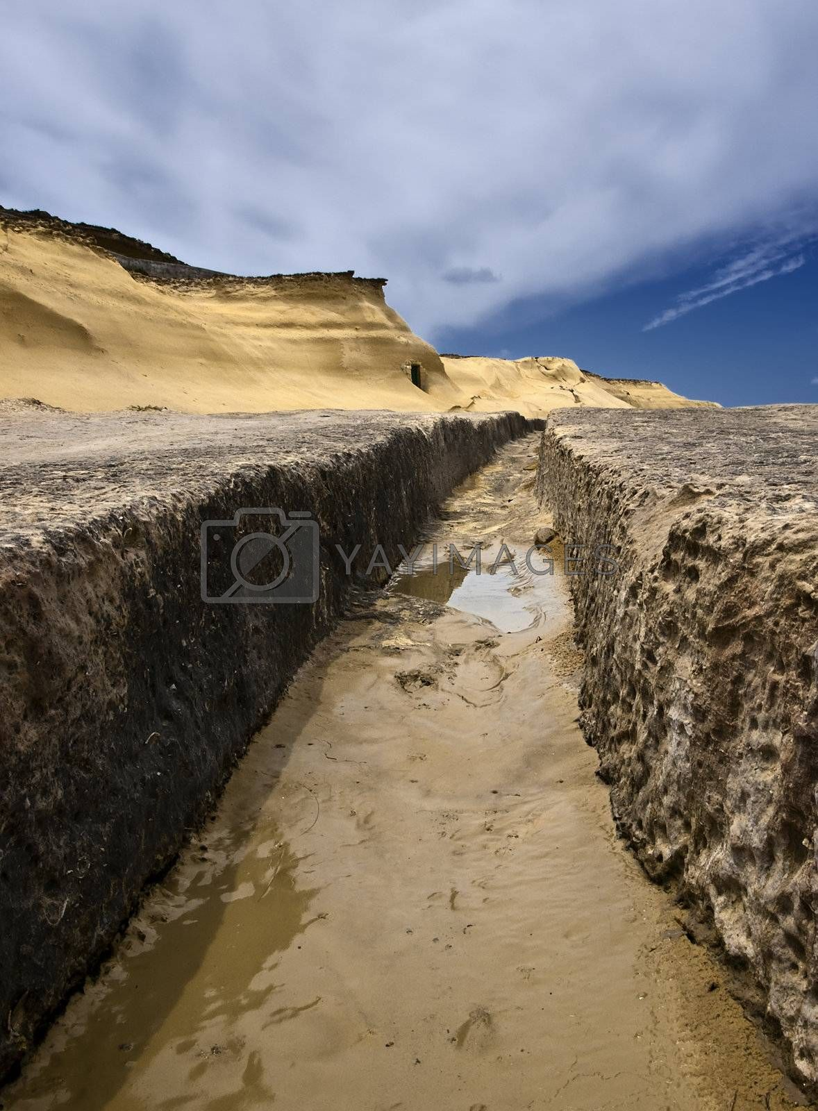 Royalty free image of Valley of Mystery by PhotoWorks