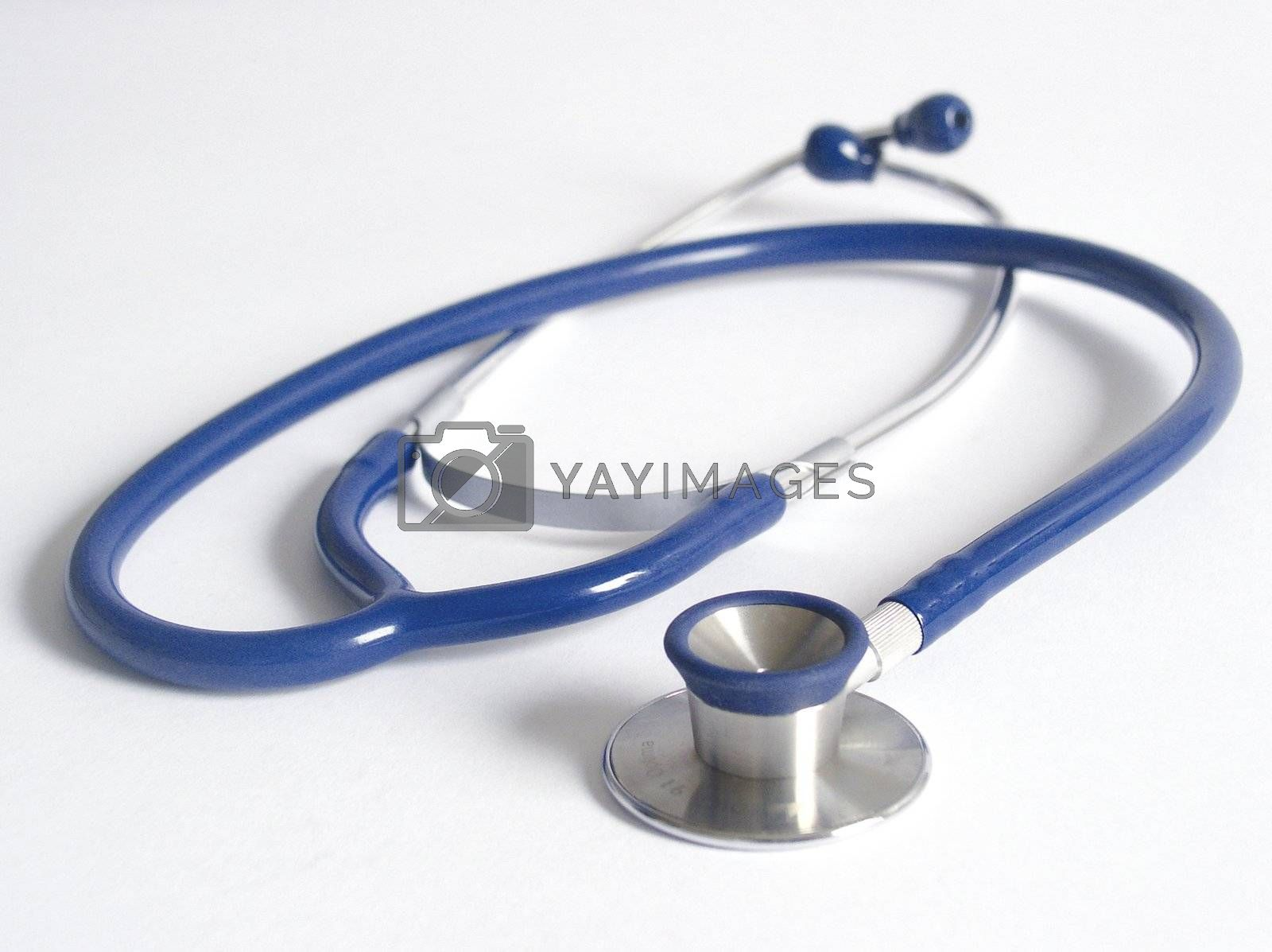 Royalty free image of stethoscope by kapp