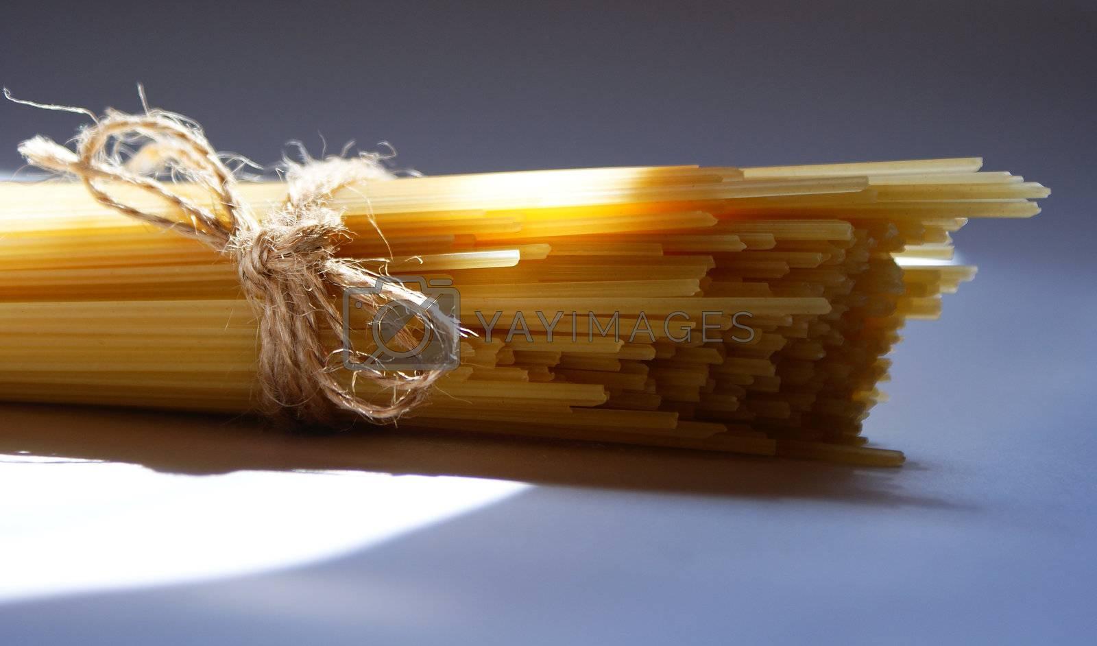 Royalty free image of spaghetti7 by Katchen