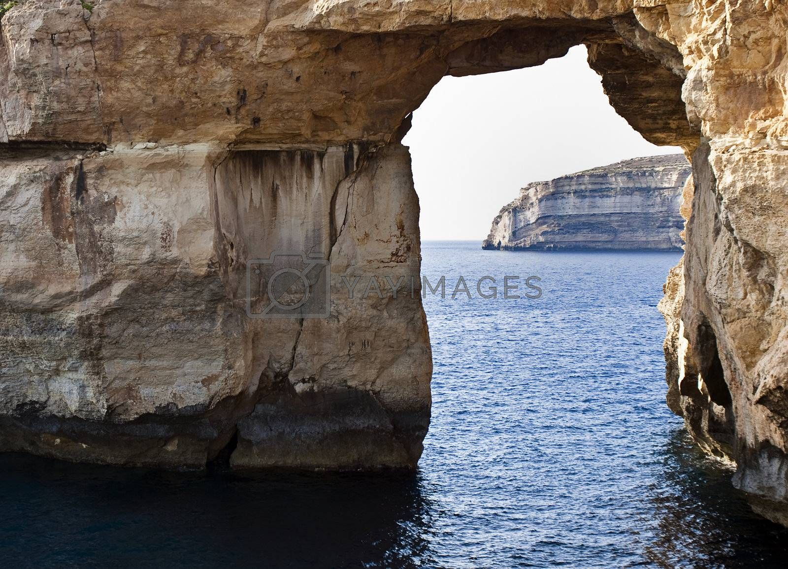 Royalty free image of The Azure Window by PhotoWorks