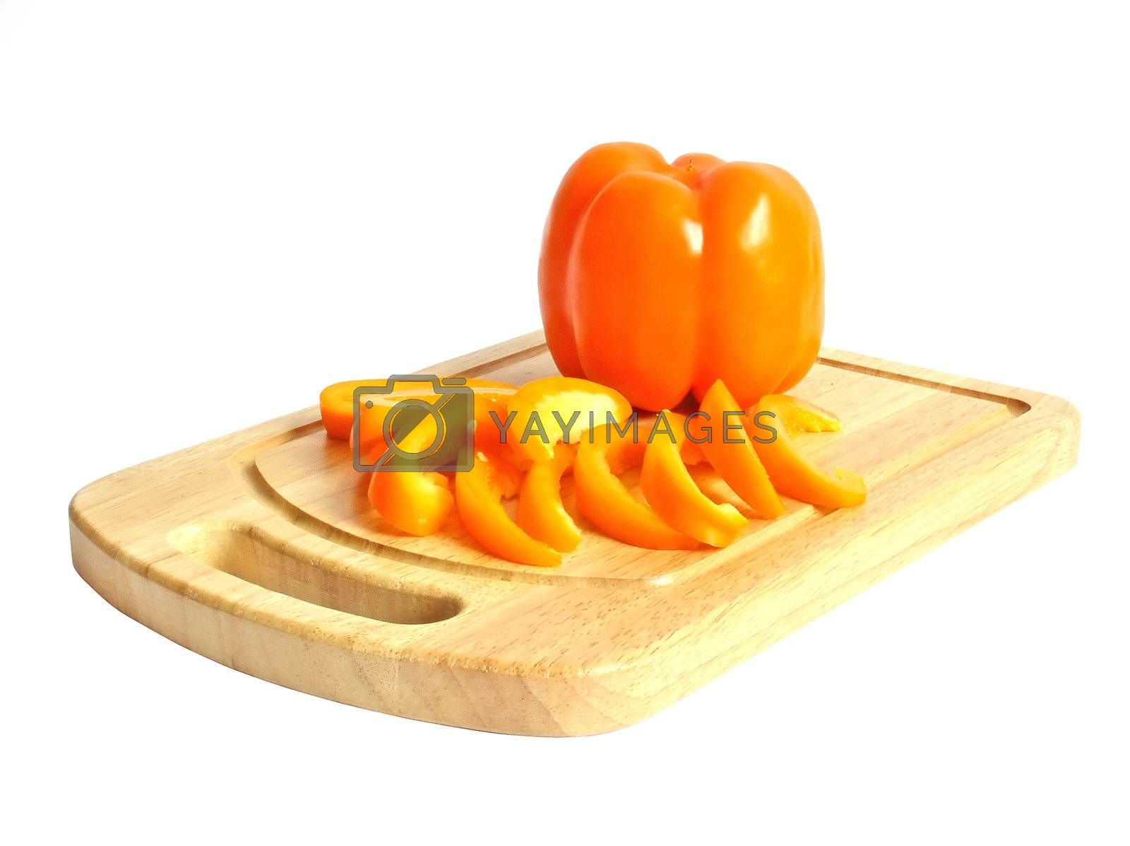 Royalty free image of paprika by kapp