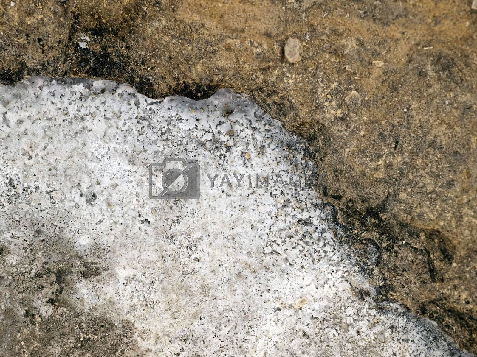 Royalty free image of Crystalline Sea Salt by PhotoWorks