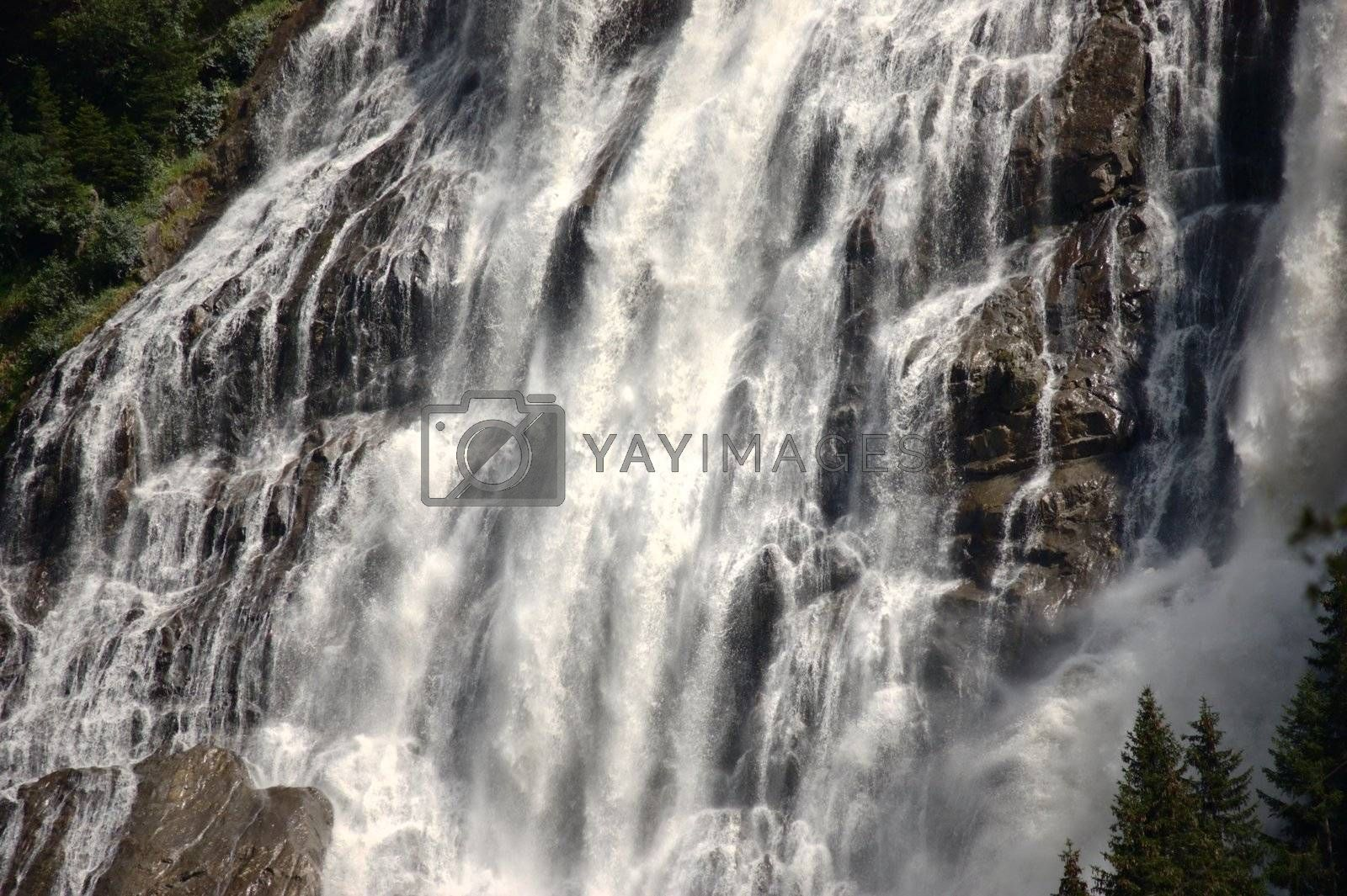Royalty free image of Cascades by cflux