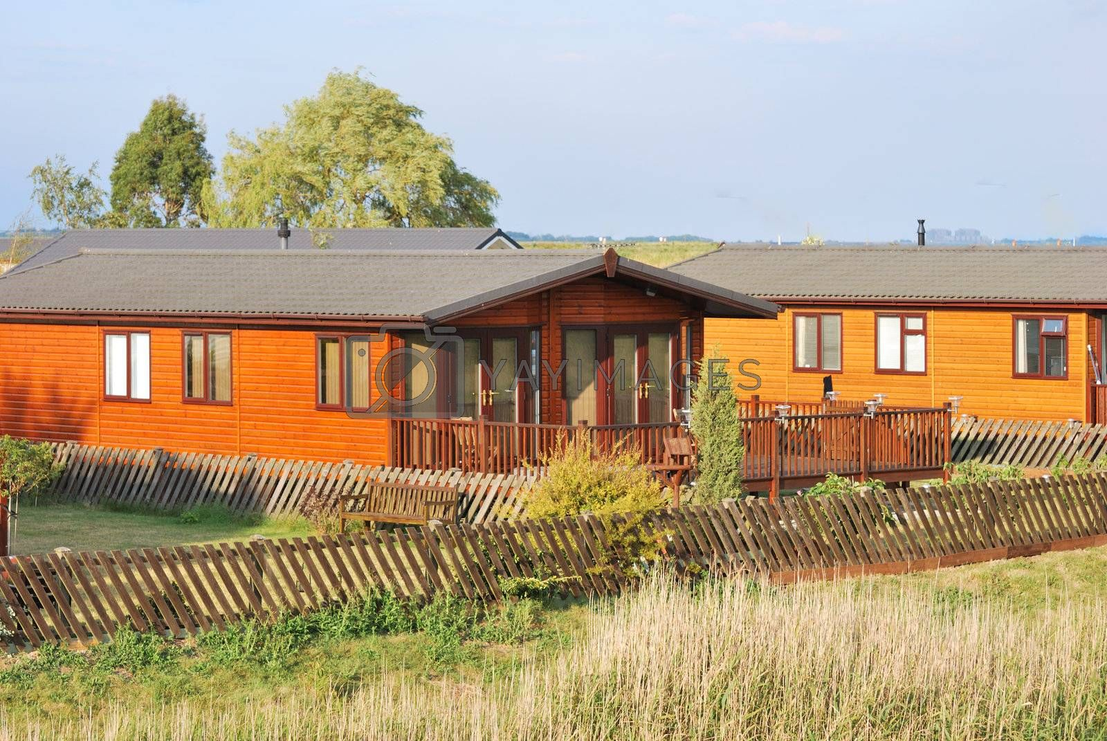 typical luxury holiday homes