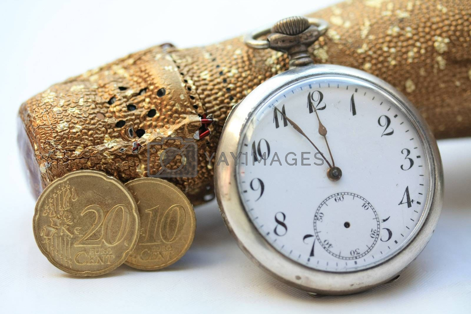 Royalty free image of New Year 2010 by studioportosabbia