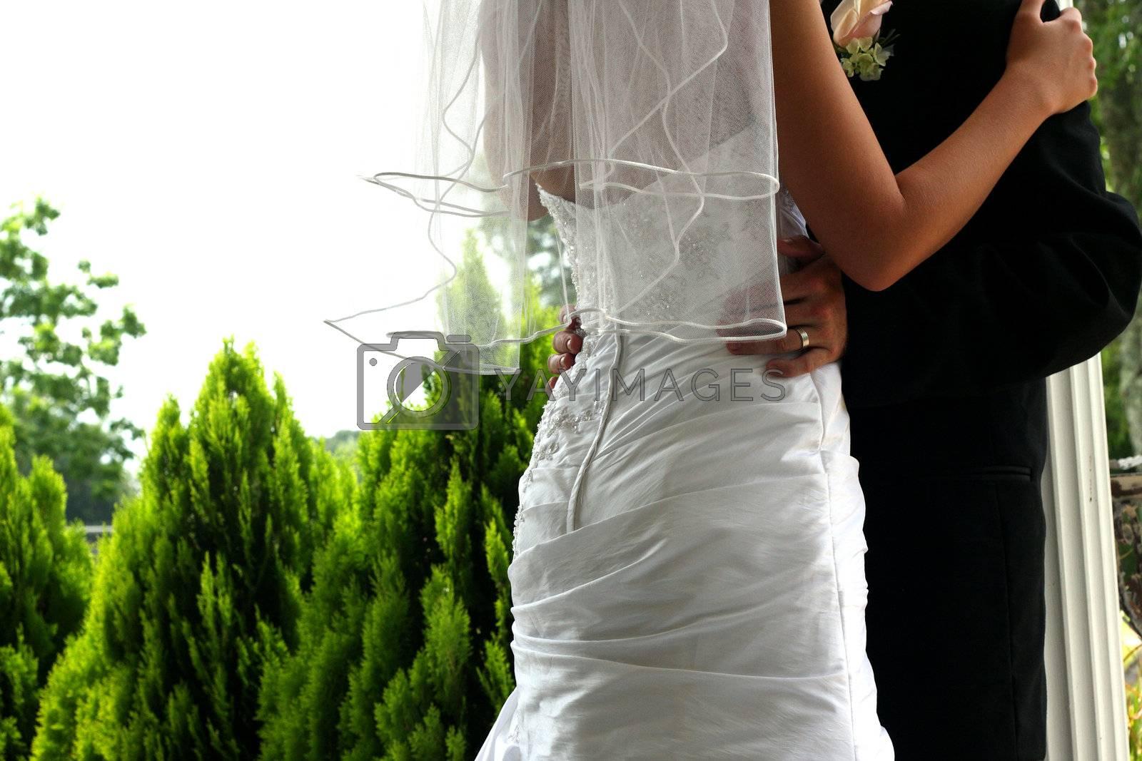 Royalty free image of Wedding Day by leyelliott