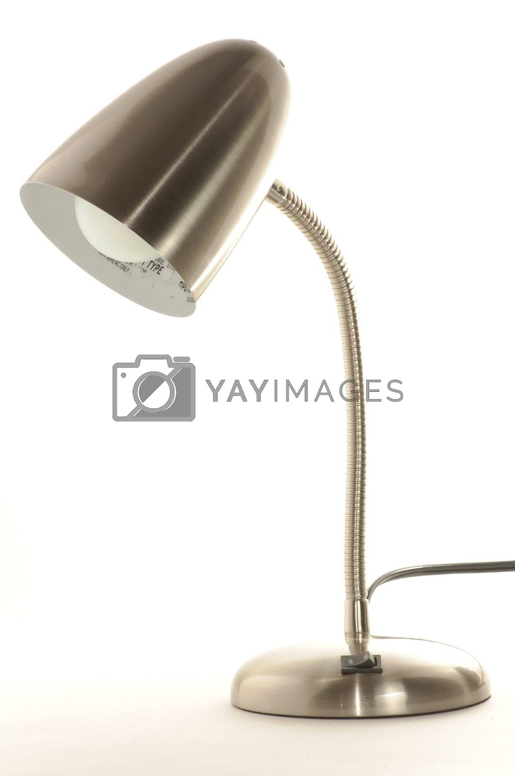 Royalty free image of Lamp by CHR1