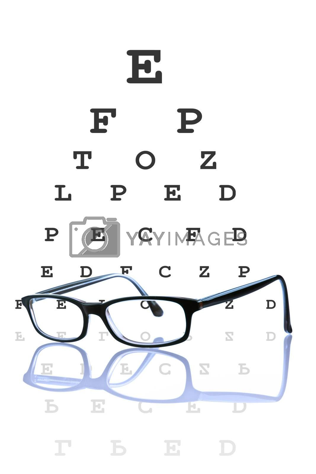 Optometry Concept by ajn