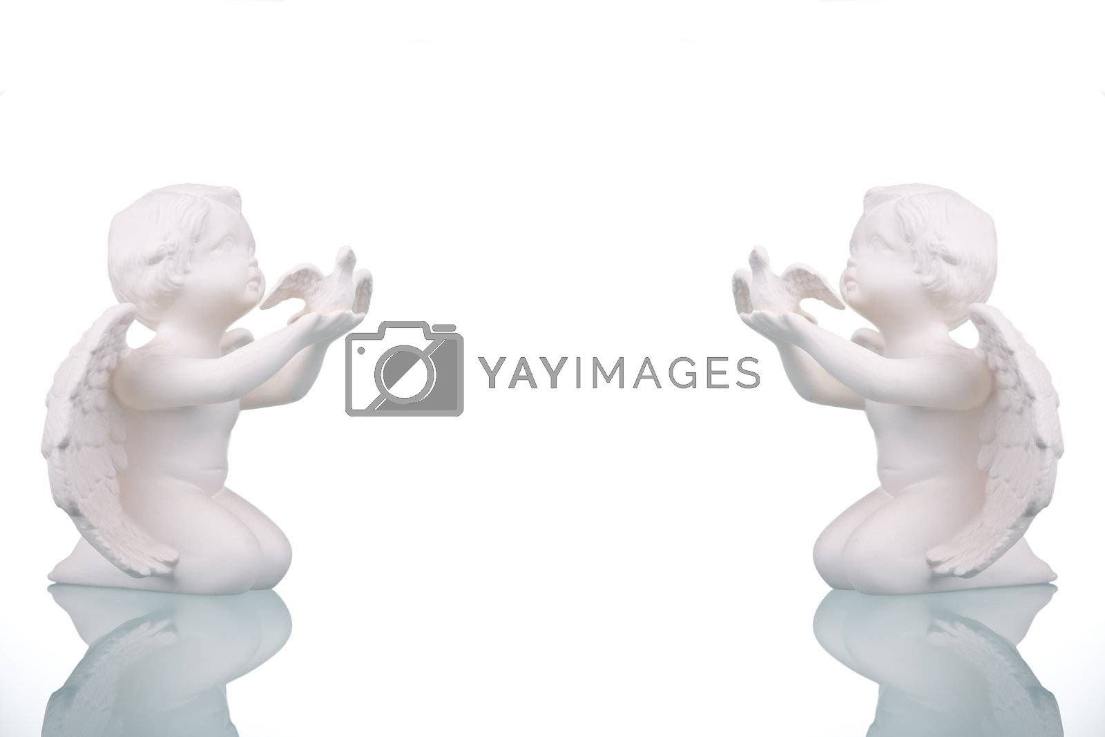 Royalty free image of Angels by ajn