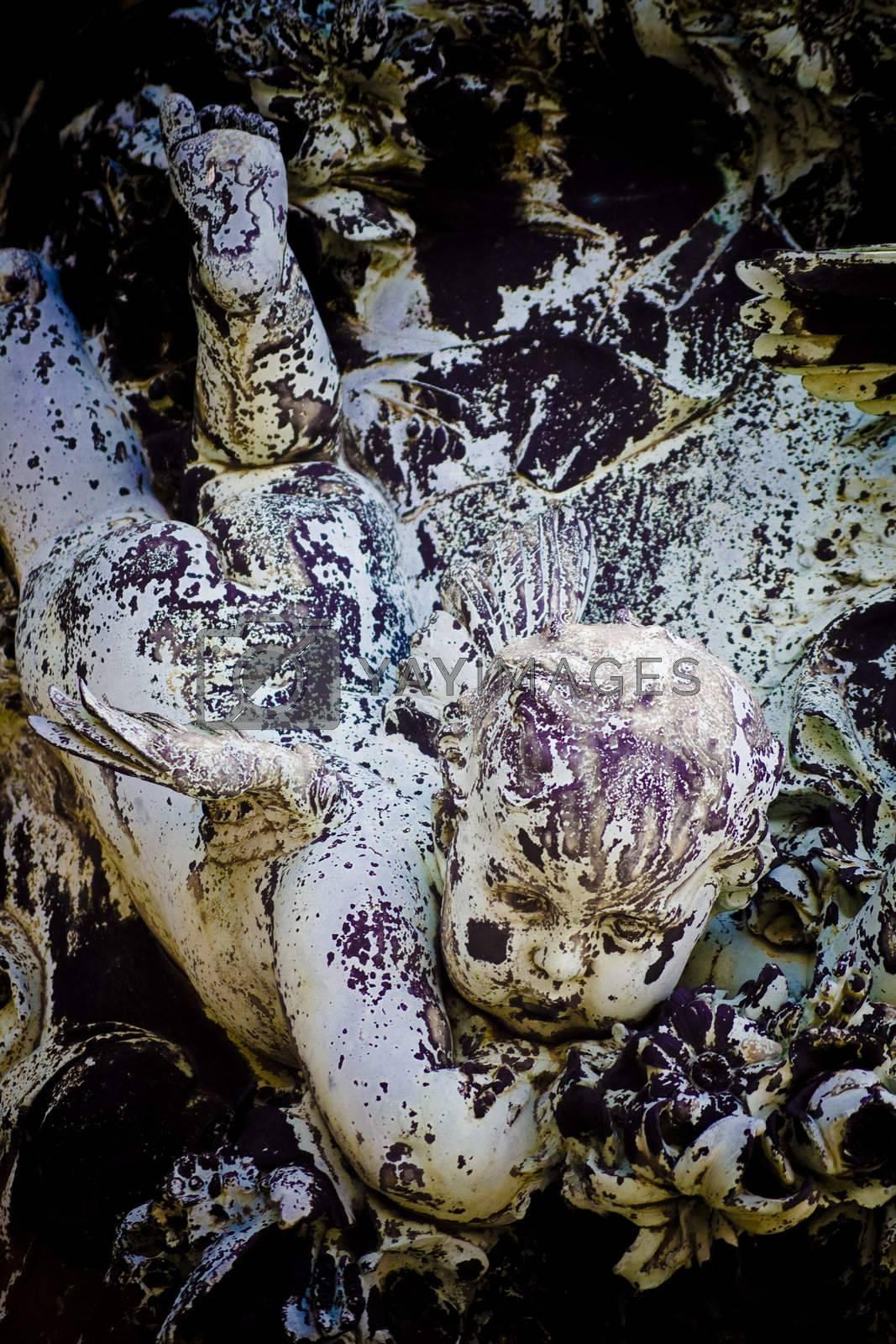 Angels by nimatypografik