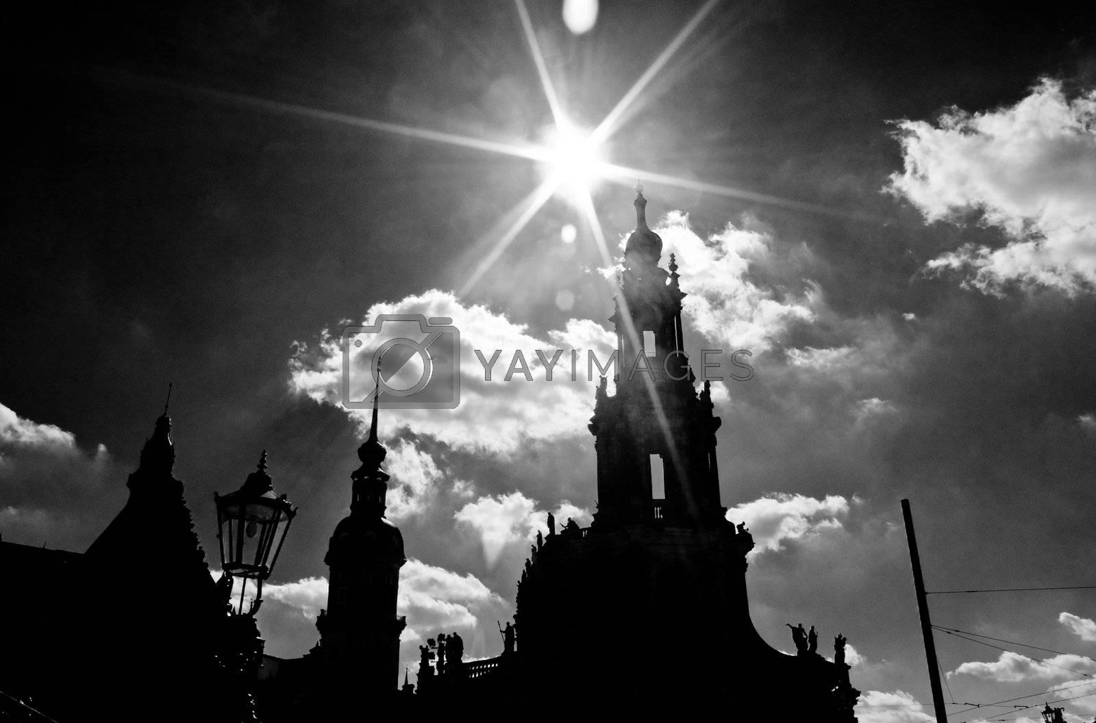 Dresden by nimatypografik
