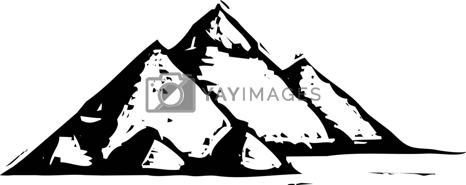 Egyptian Desert Pyramids by Xochicalco
