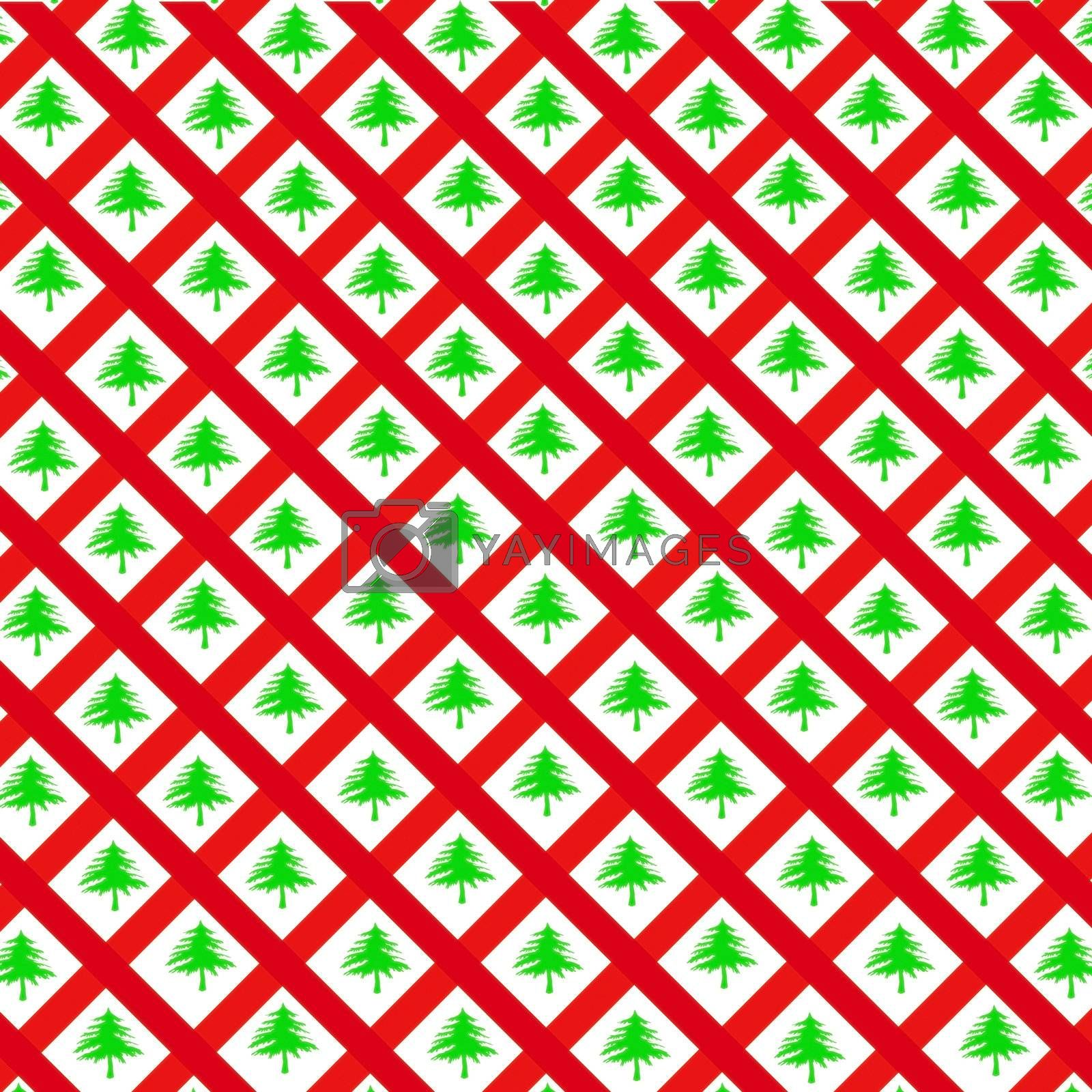 Christmas Wrapping paper by hicster