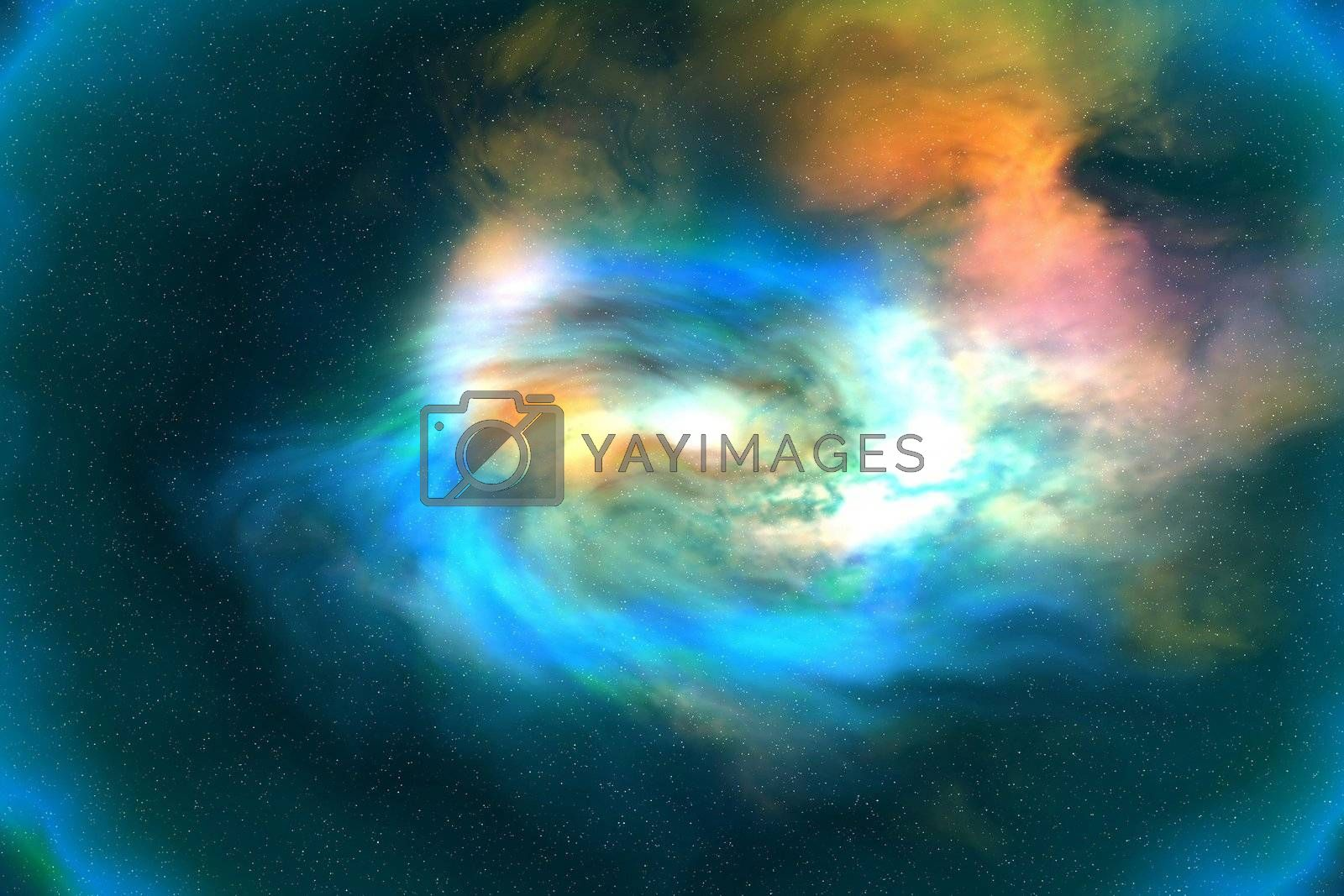 Royalty free image of IRRESISTIBLE FORCE by Catmando