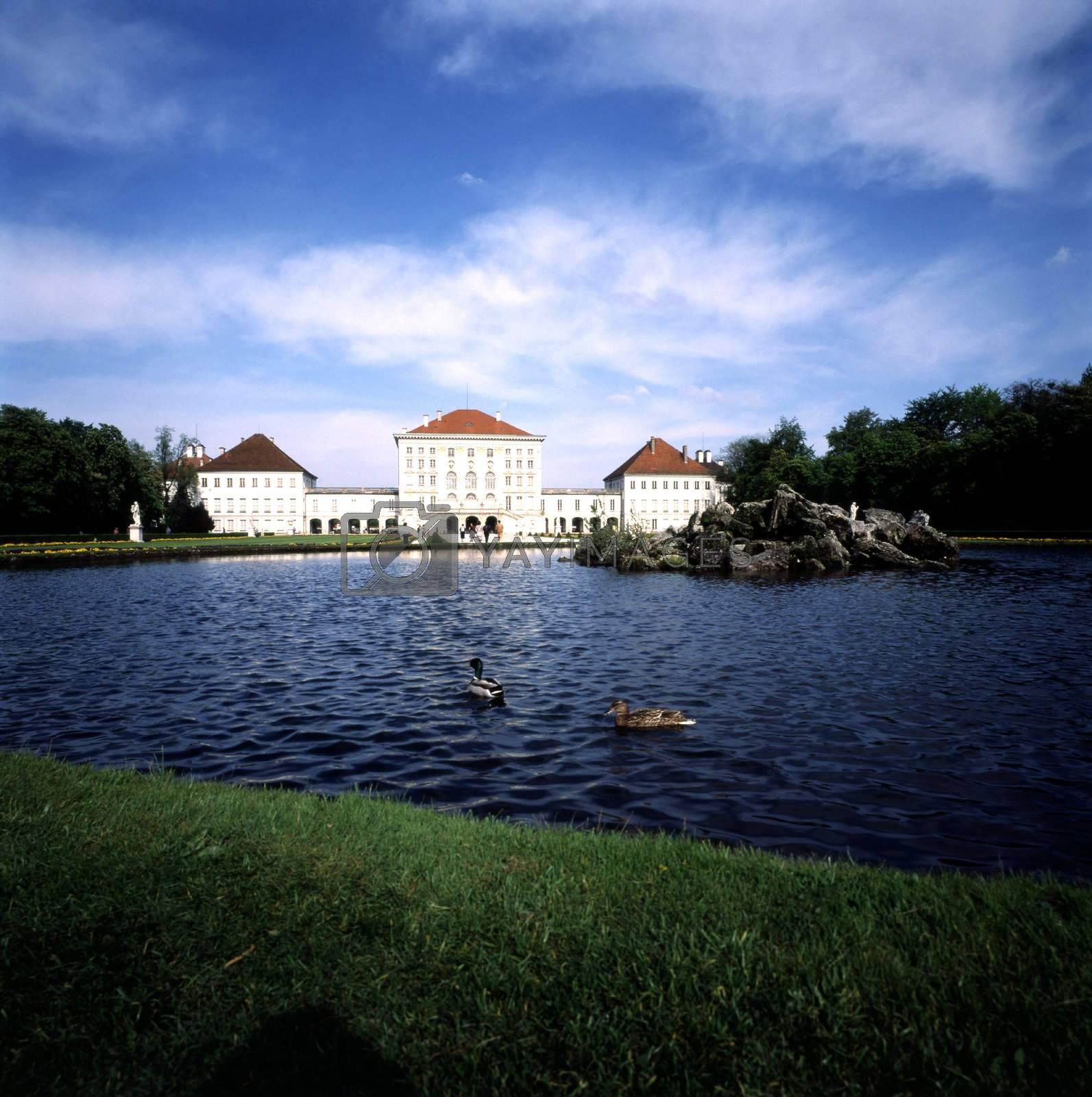 Nymphenburg Palace, Munich by jol66