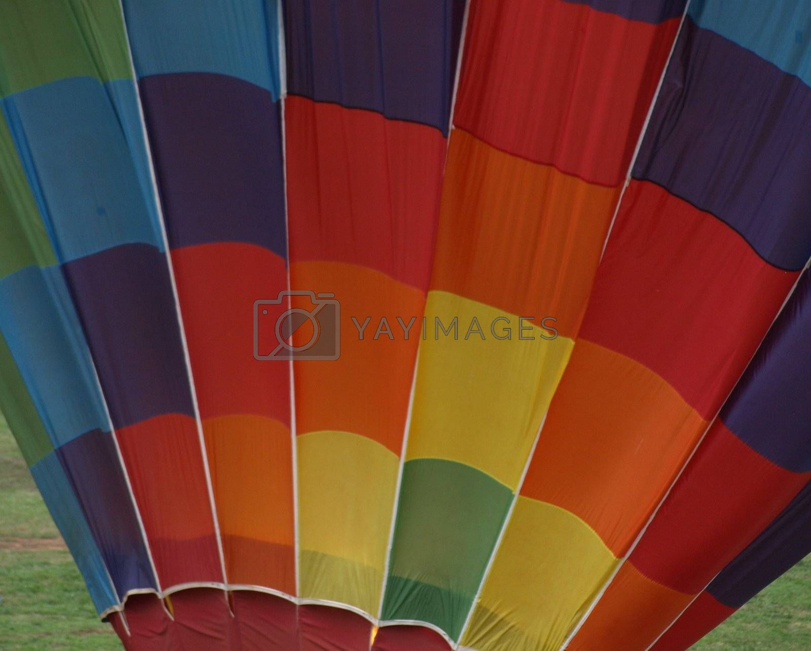 Colorful balloon by northwoodsphoto