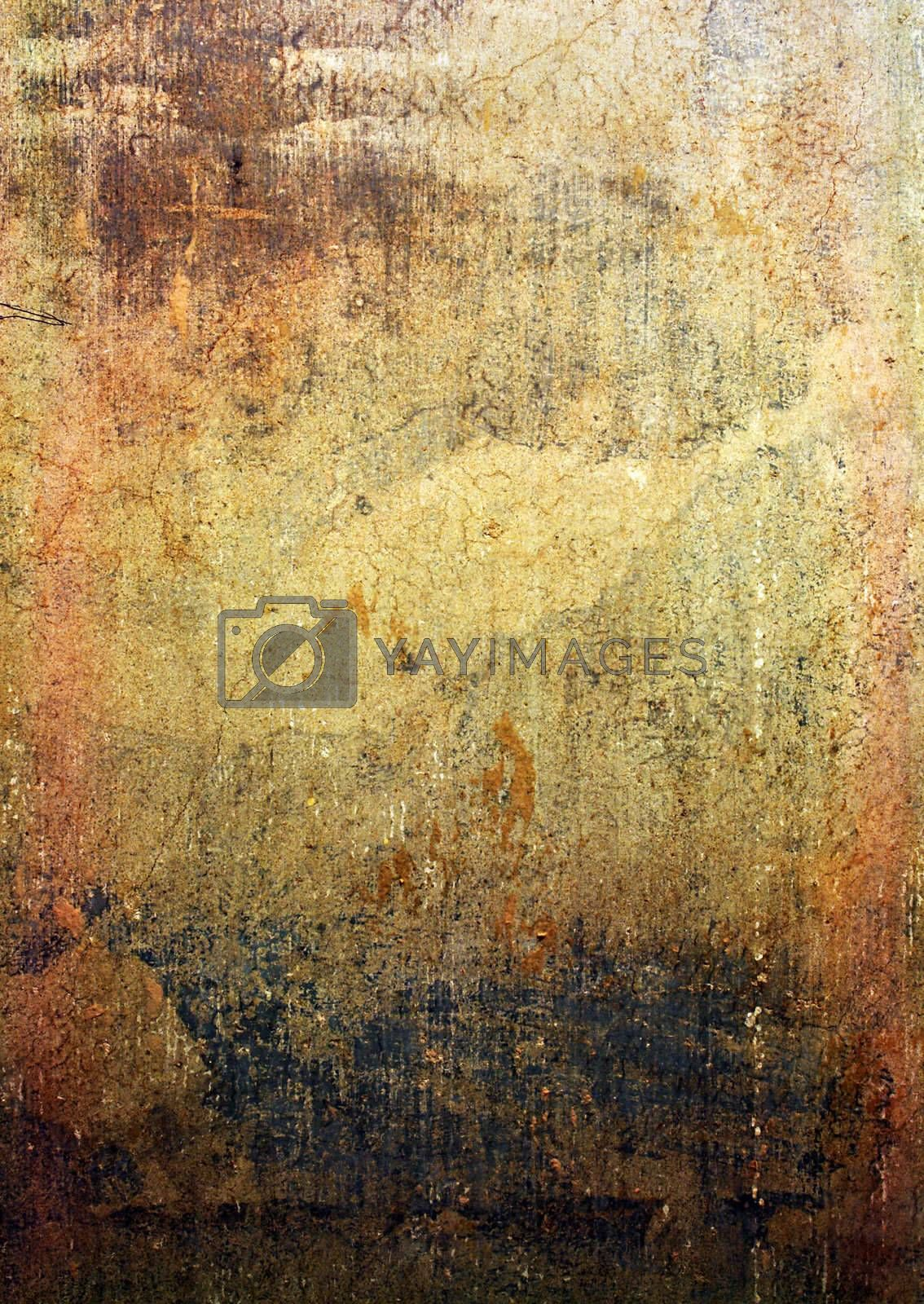 grunge wall background 02 by massman