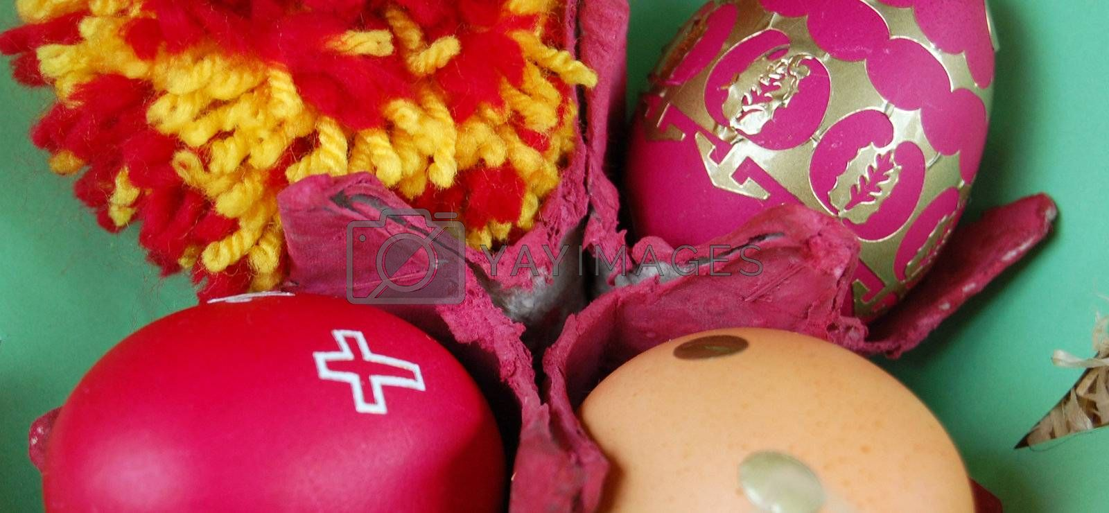 easter eggs by nehru