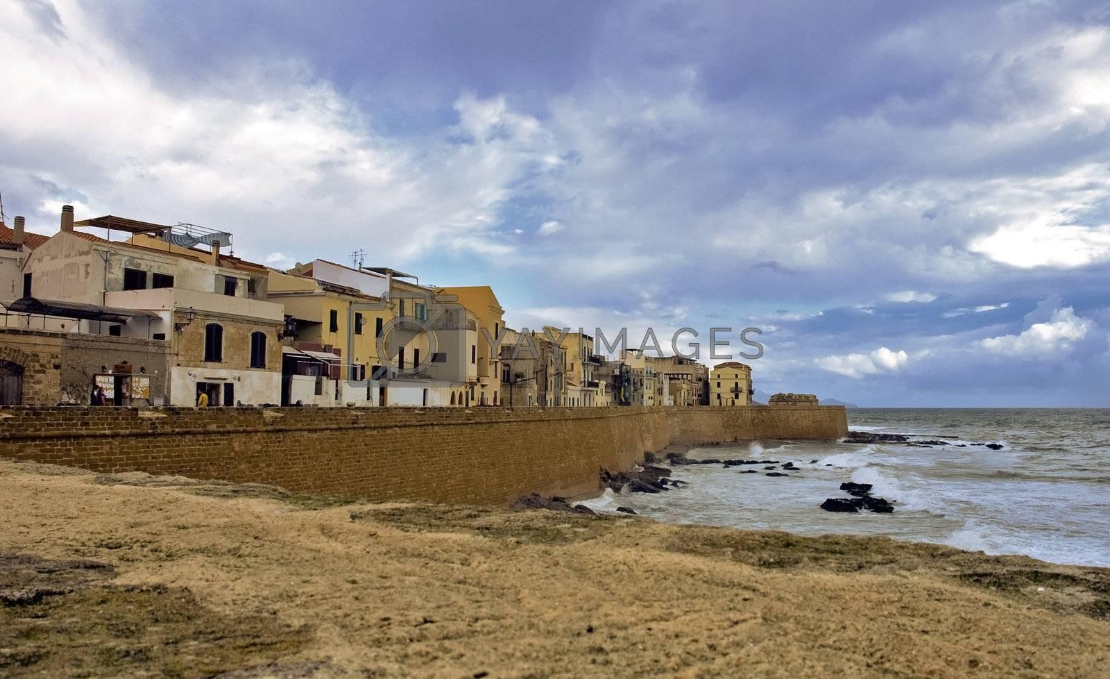 Royalty free image of Alghero 2 by carla720