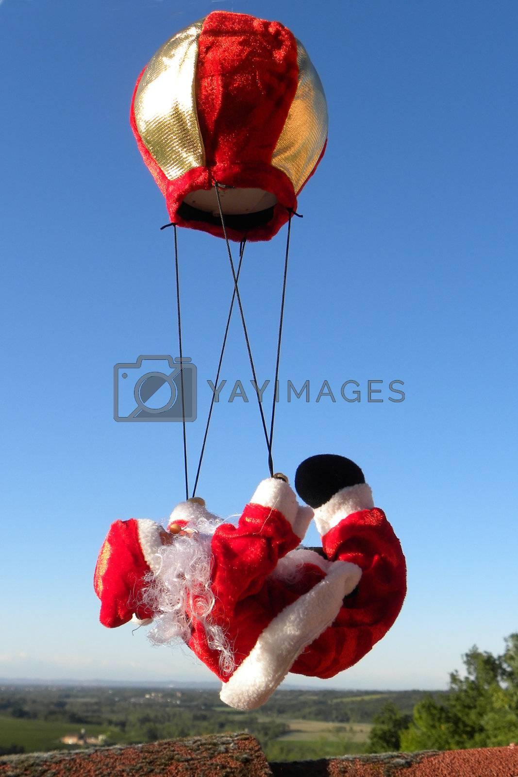 Royalty free image of Santa Claus by carla720