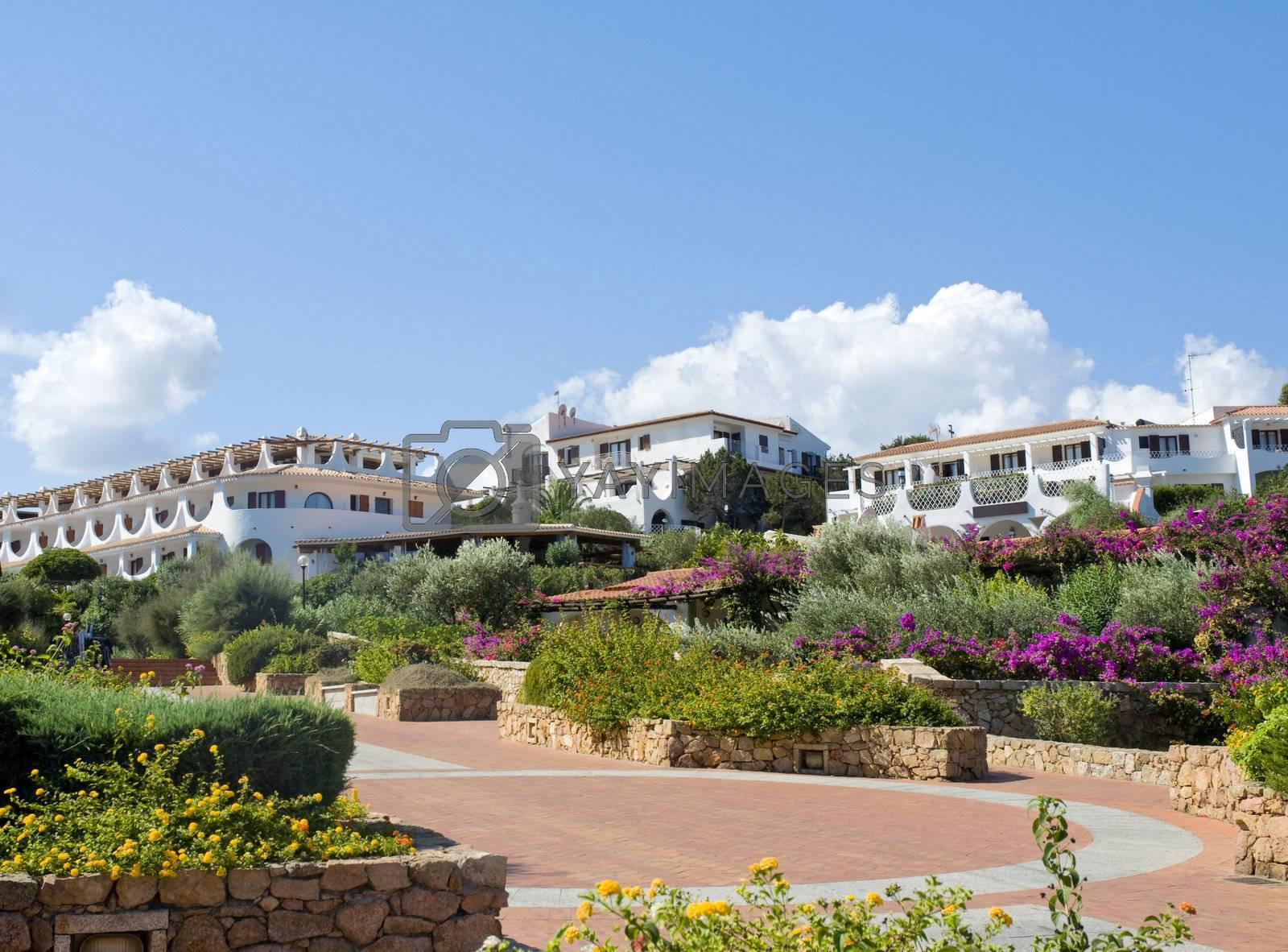 Royalty free image of Baia Sardinia by carla720